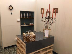 Showroom Gli Essenziali a Piacenza