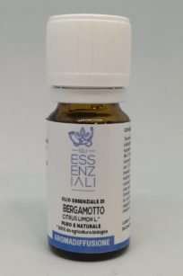 Bergamotto Olio Essenziale biologico