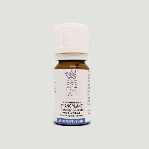 Olio essenziale di Ylang Ylang bio