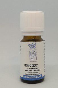 Olio essenziale di legno di cedro bio