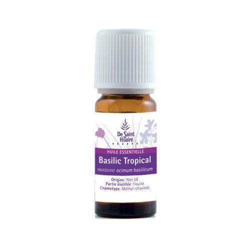 olio essenziale di basilico tropicale
