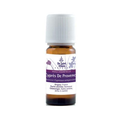 olio essenziale di cipresso di Provenza