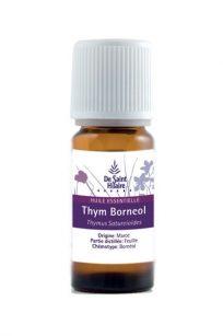 olio essenziale di timo borneolo biologico