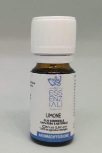 Limone olio essenziale biologico