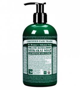 Dr bronnet organic-lemongrasslime