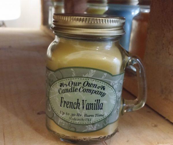 French vanilla