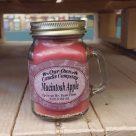 candela profumata gusto mela