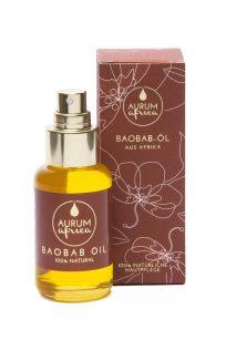 Olio di baobab ideale per i capelli sfibrati e la pell disidratata