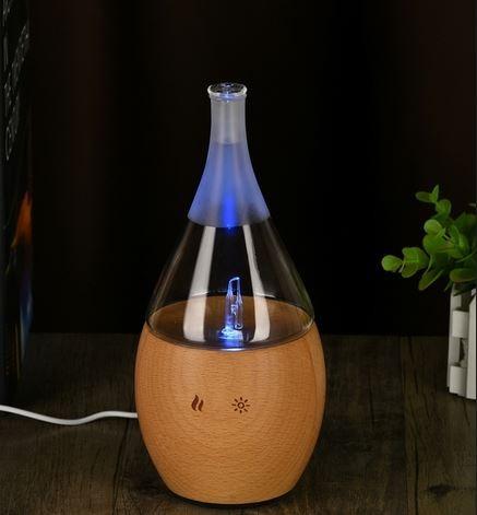 Nebulizzatore per oli essenziali Bolea in legno