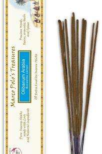 Incenso naturale Olibanum arabia certificato Ecocert