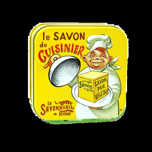 Il sapone del cuciniere Perfetto per cancellare i cattivi odori come quelli causati da aglio e cipolla. Indispensabile in cucina