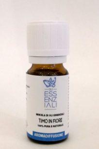 Una miscela di oli esenziali con effetto purificante grazie al timo